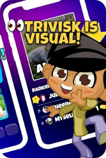 Download Trivisk - create, compete, collect and have fun. For PC Windows and Mac apk screenshot 3
