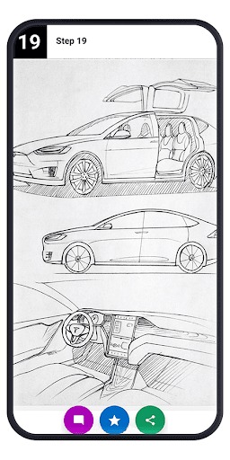 Foto do Learn to Draw Cars