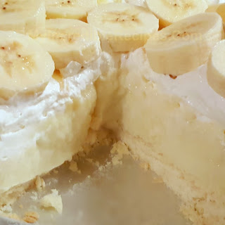 Old Fashioned Banana Cream Pie!.