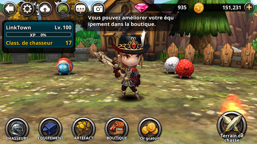 Demong Hunter - Action RPG  captures d'écran 1