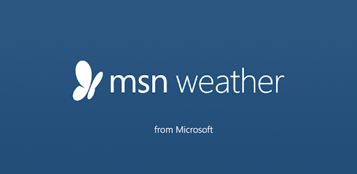 MSN Weather - Forecast & Maps - Apps on Google Play