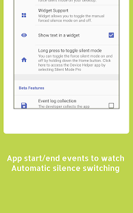 Silent Mode PRO (Camera Mute) Screenshot