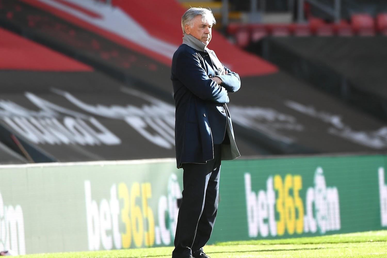 🎥 La réaction incroyable de Carlo Ancelotti lors de la remontée d'Everton face à Tottenham - Walfoot.be