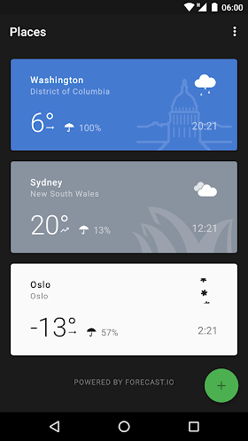Weather Timeline Forecast 12.3 APK