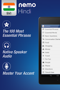 FREE Hindi by Nemo App Latest Version Download For Android and iPhone 6
