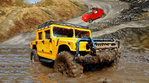 Télécharger Code Triche Offroad Driving Simulator 4x4 : Jeep Mudding MOD APK 1