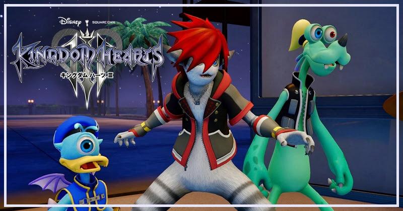 [Kingdom Hearts III] เปิดเผยโลกแห่งใหม่ Monsters, Inc.