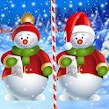 Spot The Difference Christmas : Xmas Puzzle icon