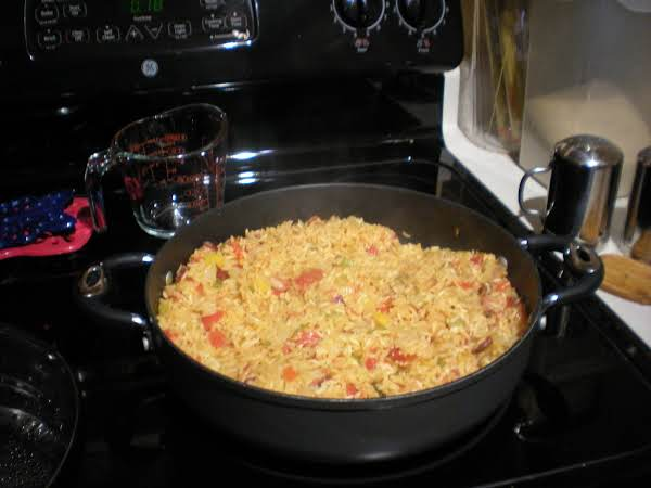 Jean's Spanish Rice Recipe