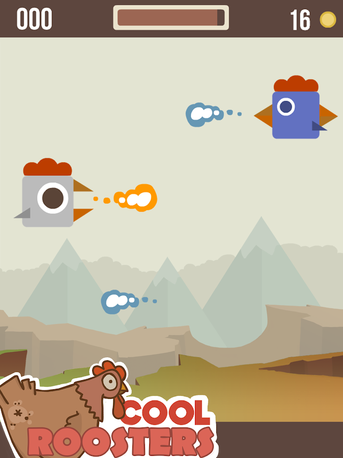 Rooster Rumble- screenshot