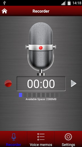 Voice recorder 1.36.462 screenshots 8