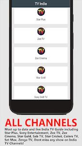 Download TV India : Live TV & Free satelit Indian Tuto APK latest