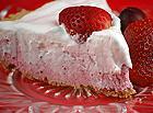 Frozen Strawberry Daiquiri Pie Recipe
