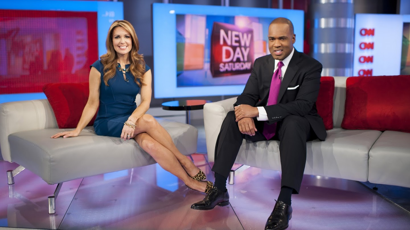 Watch New Day Weekend With Victor Blackwell and Christi Paul live