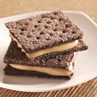 Bananutter Cream Sandwiches