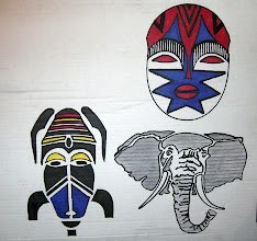 Photo: Some new Designs....... African  style.