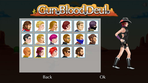 Gun Blood Duel for PC