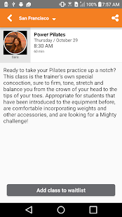 Mighty Pilates- screenshot thumbnail