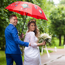 Wedding photographer Svetlana Sencova (fotosentcova). Photo of 04.10.2017