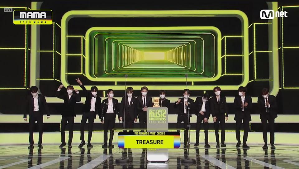 treasure top 10