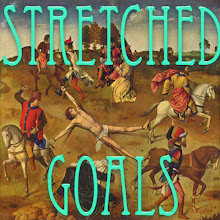 Photo: Stretched goals