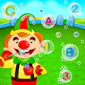 ABC Circus Learn Alphabets & Numbers with fun icon