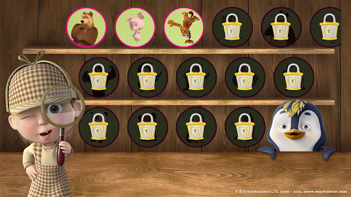 Free games: Masha and the Bear 1.4.2 screenshots 8