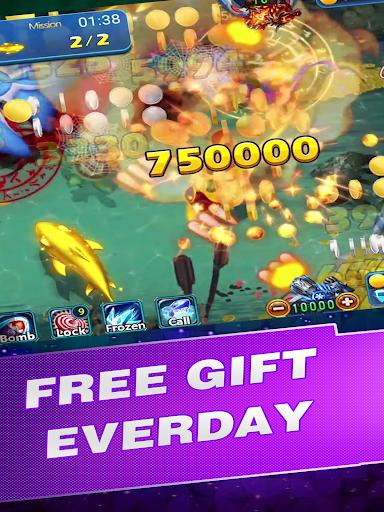 BanCa Fishing - Free Shooting Fish Slots Game screenshot 9