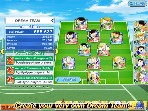 Captain Tsubasa: Dream Team filehippodl screenshot 11