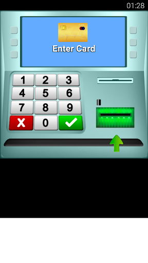 ATM和奖爪游戏