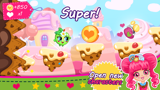 玩免費街機APP|下載Sweet jump: adventure shopkins app不用錢|硬是要APP