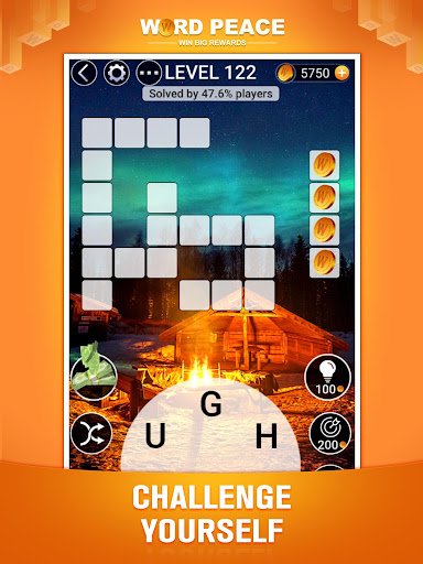 Word Peace -  New Word Game & Puzzles screenshots 16