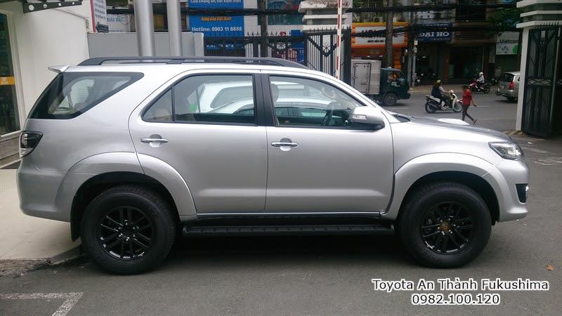 Khuyến Mãi Giá Xe Toyota Fortuner 2.5G Máy Dầu Số Sàn Mới 2