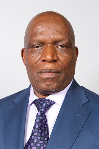 Minister of Agriculture, Forestry and Fisheries, Senzeni Zokwana.