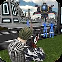 Russian Crime Simulator:Sci Fi icon