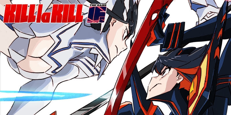 Game Release July Kill la Kill