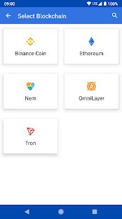 App Coinomi Wallet :: Bitcoin Ethereum Altcoins Tokens APK for Windows Phone