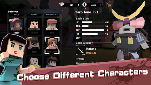Télécharger Gratuit War Zombie:Arena APK MOD (Astuce) screenshots 3