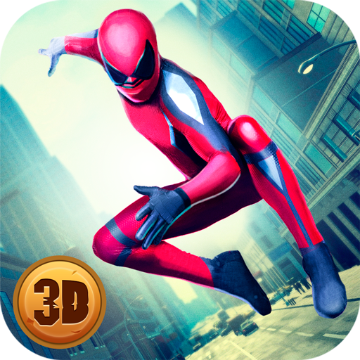 Spider Hero Criminal Legacy 3D