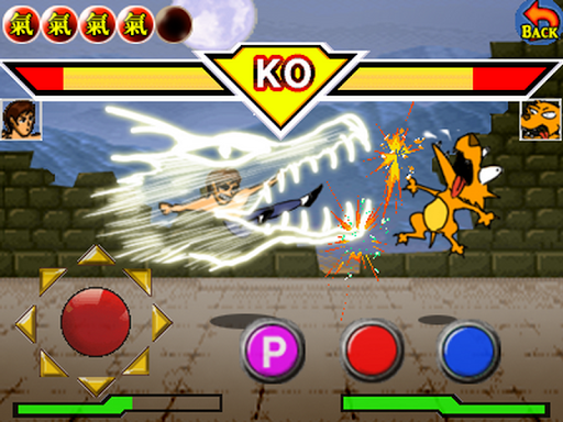 Mighty Fighter 2 apk screenshot 9