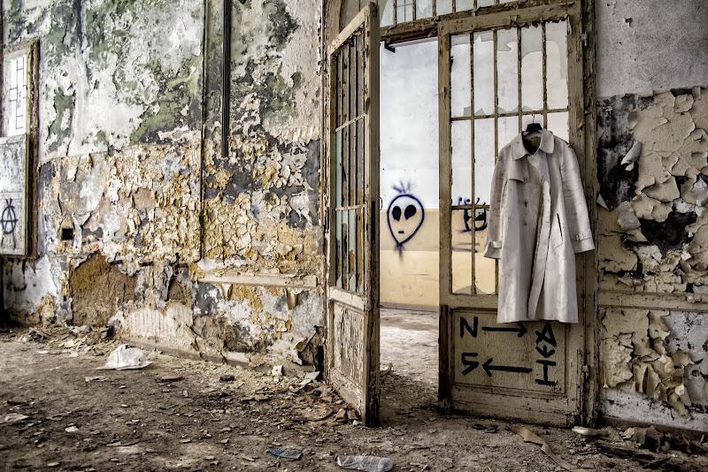 Non aprire quella porta di Gianluca Presto