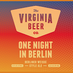 Virginia Beer Co. One Night In Berlin