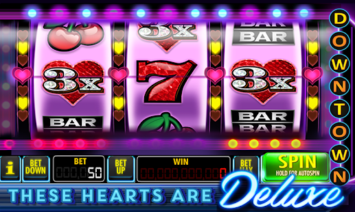 google play slot machine deluxe