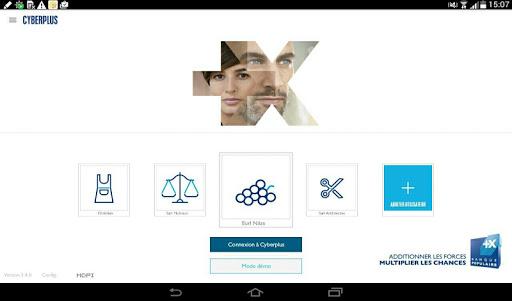 Cyberplus PRO Tablette