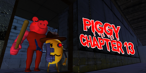 Piggy and Mr. P : Chapter 13 obby Roblx Mod 1.7 screenshots 1