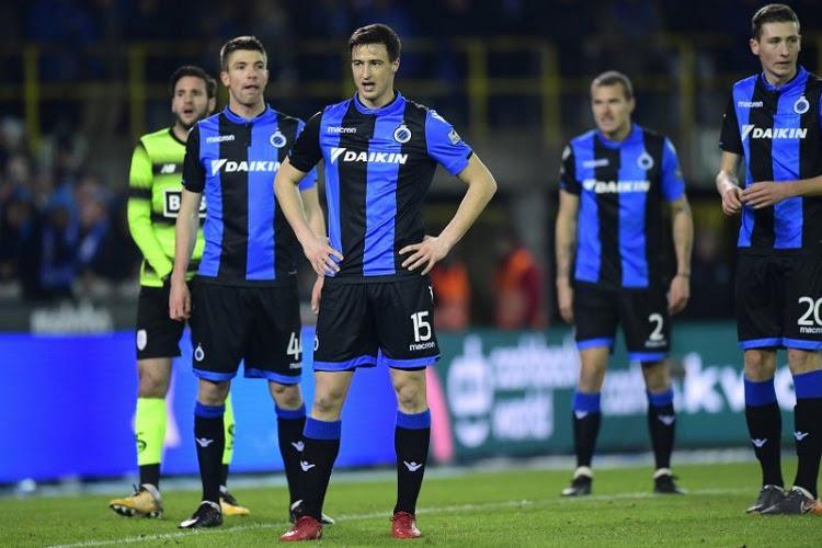 Balen voor Club Brugge, basispion verlaat de club