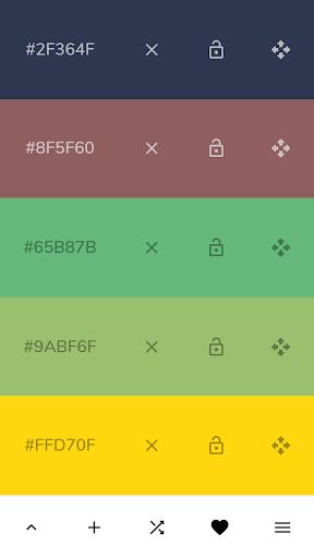 Pigments - Color Scheme Generator screenshots 1