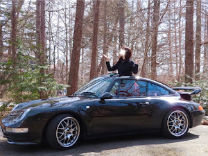 911 993 タルガ 1997年式のカスタム事例画像 なぞくまさんの2020年03月22日20:24の投稿