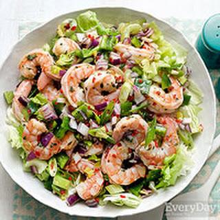 Louisiana Shrimp Salad.