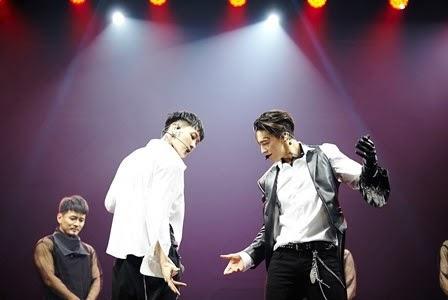 Konser solo pertama Super Junior-D & E di Korea berhasil diselesaikan